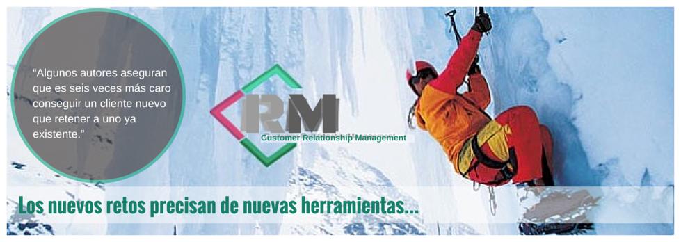 CRM Los nuevos retos precisan de nuevas herramientas