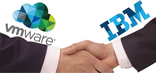 IBM y VMware