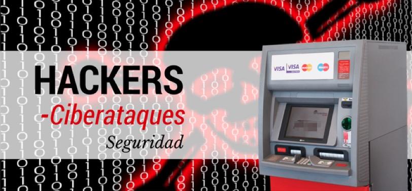 Ciberataques a cajeros