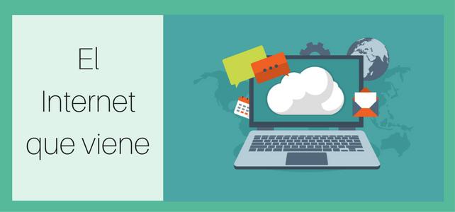 Internet en la nube