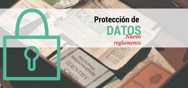 Reglamento General de Protección de Datos