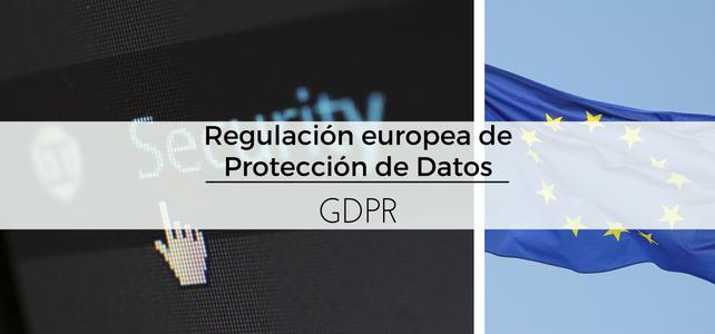 GDPR - Protección de Datos