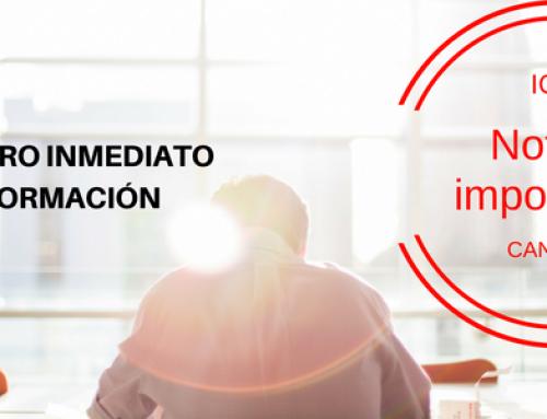 Suministro Inmediato de Información en Canarias
