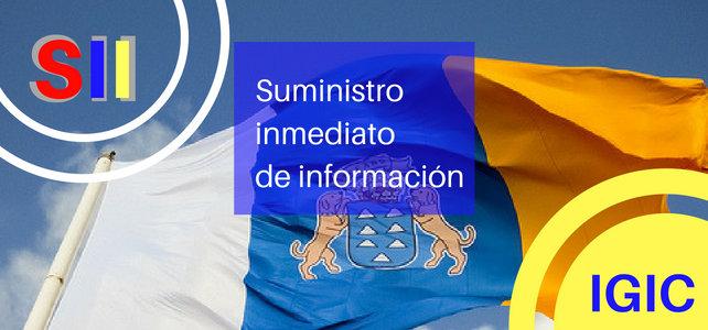 Suministro Inmediato de Información IGIC