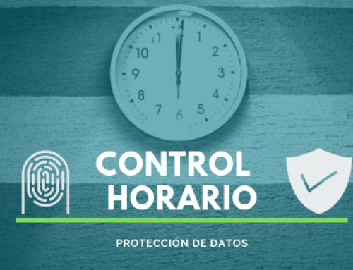 ¿Están protegidos los datos biométricos con el nuevo registro de control de horario?