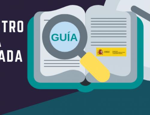 Guía del Ministerio de Trabajo de registro de jornada